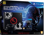 SONY PlayStation 4 Pro - 1TB Star Wars Edition CUH-7116B + Star Wars BattleFront II (PS719973164)