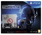 SONY PlayStation 4 - 1TB slim Star Wars Edition CUH-2116 + Star Wars BattleFront II (PS719970668 )