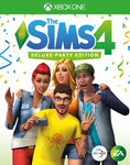XONE The SIMS 4: Deluxe Party Edition / Elektronická licence / Simulátor / Angličtina / od 12 let / Hra pro Xbox One (G3Q-00389)