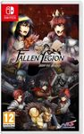 Switch Fallen Legion: Rise to Glory / RPG / Angličtina / od 12 let / Hra pro Nintendo Switch (NSS184)