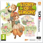 3DS Story of Seasons / Simulátor / Angličtina / od 3 let / Hra pro Nintendo 3DS (NI3S6855)