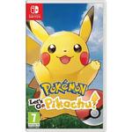 Switch Pokémon Let's Go Pikachu! / RPG / Angličtina / od 7 let / Hra pro Nintendo Switch (NSS538)