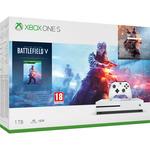 Microsoft Xbox One S 1TB White + Battlefield V (XboxOneS1TB.04)