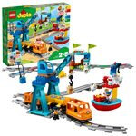 LEGO DUPLO Nákladní vlak / 105 kostek / 2-5 let (10875)