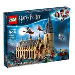 LEGO Harry Potter Bradavická Velká síň / 878 kostek / 9-14 let (75954)