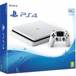 SONY PlayStation 4 - 500GB Slim White CUH-2216A / bílý (PS719755517)