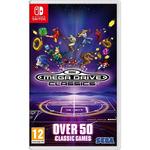 Switch SEGA Mega Drive Classics / Akční / Angličtina / od 12 let / Hra pro Nintendo Switch (NSS64