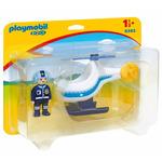 Playmobil 9383 Policejní vrtulník / od 1,5 let (9383-PL)