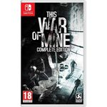 Switch This War of Mine (Complete Edition) / Strategie / Angličtina / od 18 let / Hra pro Nintendo Switch (NSS712)