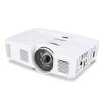 Acer P1387W / DLP / 3D / 1280x800 WXGA / 4200 ANSI / 17000:1/ VGA / HDMI(MHL) / 1x10W repro (MR.JL911.001)