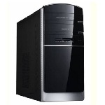 PC Mironet Home 3040W8 Silver / AMD A10-5800K 3,8GHz 4-j�dro / Trinity / 4GB / 1.5TB / DVD-RW / AMD HD7660D  / Win8