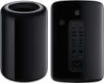 Apple Mac Pro / Intel Xeon E5 3.7GHz / 12GB 1866MHz / 256GB / AMD FirePro D300 / OS X / CZ (ME253CZ/A)