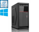 Mironet HOME 5 + Win 10 / Intel Core i7-6700 4.0GHz / 8GB DDR4 RAM / GTX 960 2GB / 240GB SSD + 3TB HDD / Wi-Fi / výprodej