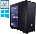 Mironet LEVEL 1 + Win 10 / Intel Core i5-6400 2.7GHz / 8GB DDR4 RAM / GTX 750 1GB / 1TB HDD / Wi-Fi / výprodej