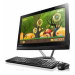 LENOVO AIO 300-20ISH / 20 HD+ / Intel Pentium G4400T 2.9GHz / 4GB / 500GB / Intel HD / W10 / černá (F0BV001DCK)
