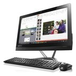 LENOVO AIO 300-20ISH / 20 HD+ / Intel Celeron G3900T 2.6GHz / 4GB / 500GB / Intel HD / W10 / černá (F0BV001QCK)