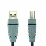 Kabel PC k Tiskárně USB - USB / Blue / BCL4105 / Propojovací / 5m (BN-BCL4105)