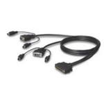 Belkin kabel DUAL OmniView ENTERPRISE, USB, 3,6 m / výprodej (F1D9401-12)