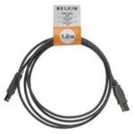 Belkin USB 2.0 kabel A-B propojovací 1,8m (F3U133R1.8M)