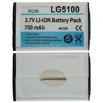 Baterie pro LG 3200/ 5100, Li-Ion 700 mAh (AKLG3200700LI)