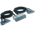 D-Link DKVM-2KU / Přepínač klávesnice monitoru myši / PS2 2 / USB Switch (DKVM-2KU)