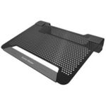 "COOLERMASTER NotePal U2 pro NTB 12-15"" black, 2x8cm fan"