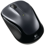 Logitech Wireless Mouse M325 nano / Myš / tmavá (910-002143)