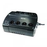 APC Back-UPS BE700G-CP / Záložní zdroj / 4x ochrana / 4x záloha / Ethernet / DSL / 700VA / 405W / 230V / Kabel 1.83m (BE700G-CP)