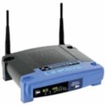 Linksys WRT54GL / AP / Router / Wi-Fi 802.11 b/g (11 / 54Mbit) / 1 x WAN / 4 x LAN / 2x anténa (WRT54GL-EU)