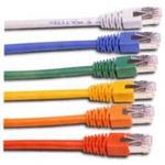 FTP patchkabel cat. 5e / 5m / šedý (PK-FTP5E-050-GR) - Lynx CS PK-FTP5E-050-GR patch Cat5E, FTP, 5m, šedý