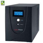 CyberPower GreenPower Value LCD UPS 1200VA/720W (VALUE1200EILCD)