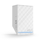 ASUS RP-N53 / MIMO Repeater N600 / 2.4GHz - 2x 300Mbps / WAN (90IG00E0-BM0N10)