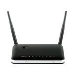 D-Link DWR-116 / N300 Router / Wi-Fi 802.11n / 3G / LTE / 300Mbit/s /1x WAN / 4x LAN 10/100 / WPS / AES WPA2 (DWR-116/E)