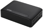 Edimax ES-3316P / 16-port Fast Ethernet Switch / 10/100 Mbps / Desktop / Compact / Power Saving / černá (ES-3316P)