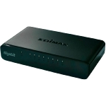 Edimax ES-5800G V3 / 8-Port Switch / 10/100 /1000 Mbps / SOHO / USB kabel / energy effcient / 802.3a