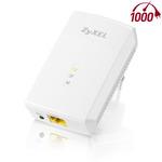 ZyXEL PLA5206 / 1000Mbps / Powerline Ethernet Adapter / 28-bit AEC / WPS / QoS Media Streaming (PLA5206-EU0101F)