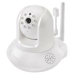 Edimax IC-7113W / 720p Wireless H.264 IR PT IP Camera / temp.hum.sensor / 2-way audio (IC-7113W)