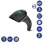 DATALOGIC QuickScan Lite QW2120 / čtečka kódů 1D / USB / stojánek / černý (QW2120-BKK1S)