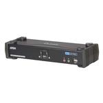 ATEN CS1782A / 2-Port DVI USB 2.0 KVMP Switch / 7.1 Surround Sound / nVidia 3D (CS1782A-AT-G)