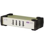 ATEN CS84U / 4-Port PS/2-USB KVM Switch / 4x Custom KVM Kabely (CS84U-AT)