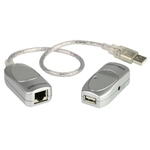 ATEN USB Extender / RJ45 (60m Cat 5/Cat 5e/Cat 6) (UCE60-AT)