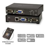 ATEN VGA + RS232 video-audio extender do 150m / OSD / DO (VE-200)
