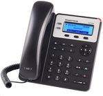 Grandstream GXP1620 / VoIP telefon / 2x SIP účet / HD audio / 3 program.tlačítka / switch 2xLAN (GXP1620)