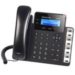 Grandstream GXP1628 / VoIP telefon / 2x SIP účet / HD audio / 3 prog.tl.+8 předvoleb / switch 2xGLAN / PoE (GXP1628)