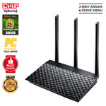 ASUS RT-AC53 / MIMO Router AC750 / 2.4GHz - 300Mbps / 5GHz - 433Mbps / WAN + 2x LAN (90IG02Z1-BM3000)