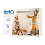 NorthQ Property Care Kit - kit pro ochranu domácnosti / kouřový detektor + detek. úniku vody + Q-Stick Wi-Fi brána (NQ-9570-EU)