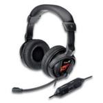 GENIUS HS-G500V Gaming / herní sluchátka / vibrace / mikrofon / černé (31710020101)