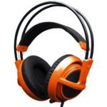 STEELSeries Siberia V2 Orange / sluchátka s mikrofonem / 3,5 mm jack / Oranžové (51106)