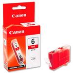Canon BCI-6R originální inkoustová kazeta / červená (8891A002)