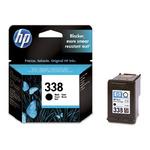 HP C8765EE originální cartridge 338 / Officejet 6210, Deskjet 5740 / 11 ml / Černá (C8765EE#BA3)